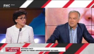 Le Grand Oral de Rachida Dati, maire du VIIème arrondissement de Paris - 17/07