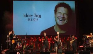 Les artistes sud-africains rendent hommage à Johnny Clegg