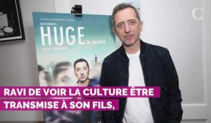 VIDEO. Gad Elmaleh dévoile un adorable moment entre son fils R...