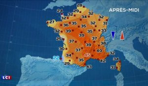 Record absolu de chaleur battu en France : 44,3°C à Carpentras