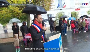 Le burn-out des maires