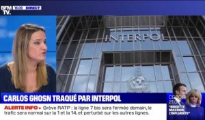 Story 5 : Carlos Ghosn traqué par Interpol - 02/01