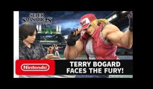 "Super Smash Bros. Ultimate - Mr. Sakurai Presents ""Terry Bogard"""