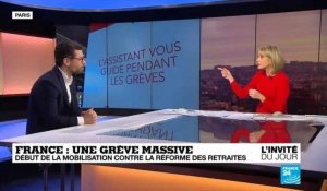 """Retraites : les syndicats sont en train de repenser leur mode d'action"""