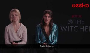 The Witcher : l'interview des acteurs
