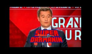 "Darmanin endosse l'habit de ""Superman""... comme Wauquiez dont il se moquait"