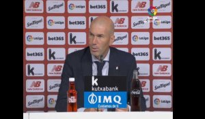 "34e j. - Zidane : ""On est en train de faire quelque chose d'extraordinaire"""