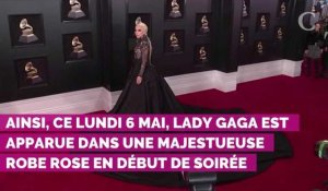 PHOTOS. Met Gala 2019 : le strip-tease surprise de Lady Gaga sur le tapis rouge, la star finit en lingerie