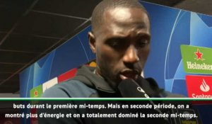 "Demies - Sissoko : ""On savait qu'on pouvait le faire"""