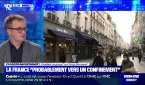 "La France ""probablement vers un confinement"" - 24/01"