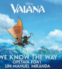 "We Know The Way (From ""Vaiana"")"