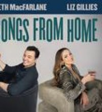 Liz Gillies and Seth MacFarlane: Songs From Home