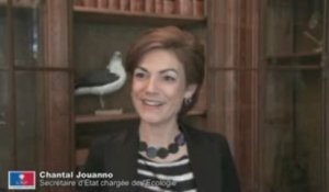 Taxe carbone : itw de Chantal Jouanno