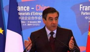 Fillon France-Chine
