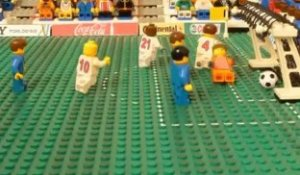 Coupe du monde : USA vs Angleterre version LEGO - fun