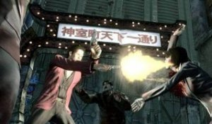 Hellcat présente : Yakuza of the End Preview (PS3)