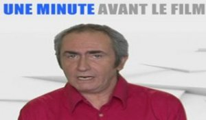 LE POINT DE NON RETOUR : une minute avant le film