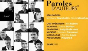 Paroles d'auteurs, le best-of