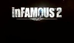 InFamous 2 - E3 2011 Gameplay Trailer [HD]