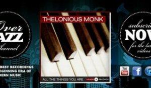 Thelonious Monk - Nice Work
