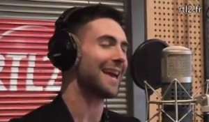 Maroon 5 - (www.rtl2.fr/videos) - session acoustique