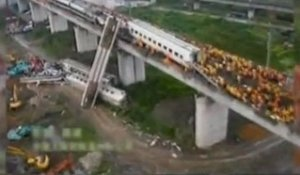 "Accident ferroviaire en Chine: ""La version des..."