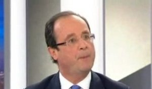 Interview de François Hollande sur France 2