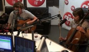 Ben Howard - Lana Del Rey Cover - Session Acoustique OÜI FM