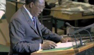 DISCOURS - Idriss DEBY ITNO - Tchad