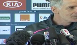 Point presse avant Bordeaux - Toulouse