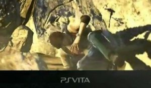 Uncharted Golden Abyss : PS Vita Launch trailer