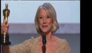AND THE OSCAR GOES TO FOREST WHITAKER AND HELEN MIRREN