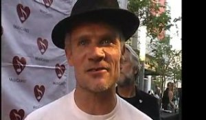 Flea Hoping Lakers Can Stick It To Psycho Ass Ron Artest