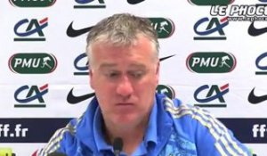 "Deschamps : ""Un sentiment de honte"""