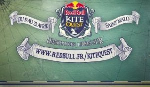Red Bull - Kite Quest 2012 In Saint Malo Teaser