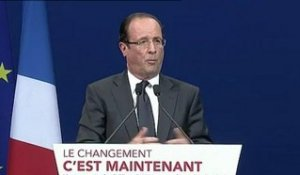"Hollande accuse Sarkozy de ""transgression"""