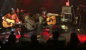 Jimmy Cliff - Many Rivers to Cross en live dans le Grand Studio RTL