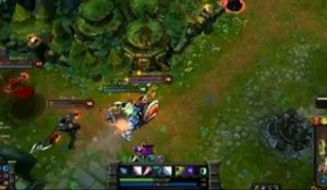 La chasse au Kassadin - League of legends