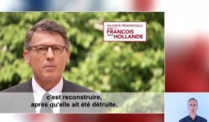 Emission campagne officielle législatives #5