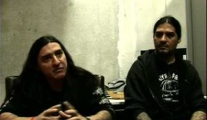 Krisiun - Max and Moyses Kolesne about Southern Storm and more
