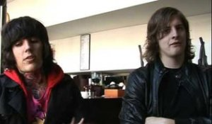Part 2 video interview Bring Me The Horizon 2008