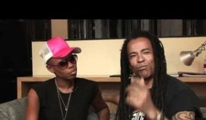 Skunk Anansie 2010 interview - Skin and Cass (part 1)