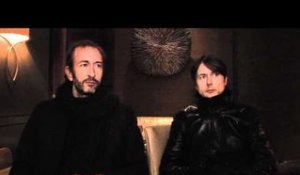 Interview with Suede - Brett Anderson and Mat Osman (part 1)