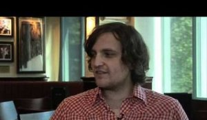 Interview Starsailor - James Walsh (part 3)