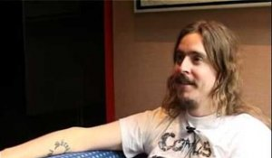 Interview Opeth - Mikael Akerfeldt (part 2)