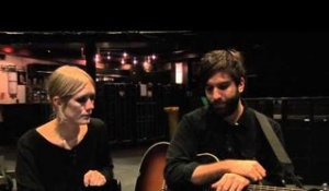 Interview Shout Out Louds - Adam Olenius and Bebban Stenborg (part 3)