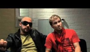 Interview Backstreet Boys - AJ McLean & Brian Littrell (part 2)