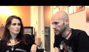 Interview Within Temptation - Sharon den Adel and Robert Westerholt (part 2)