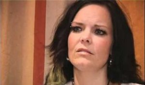 Interview Nightwish - Anette Olzon (part 2)