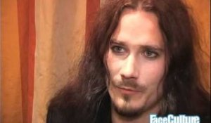 Interview Nightwish - Tuomas Holopainen (part 5)